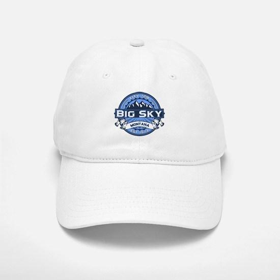 Big Sky Blue Baseball Baseball Cap