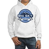 Big sky montana Hooded Sweatshirts
