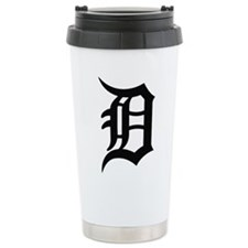 Detroit Travel Mug