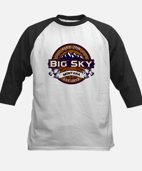 Big Sky Vibrant Kids Baseball Jersey