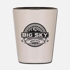 Big Sky Grey Shot Glass