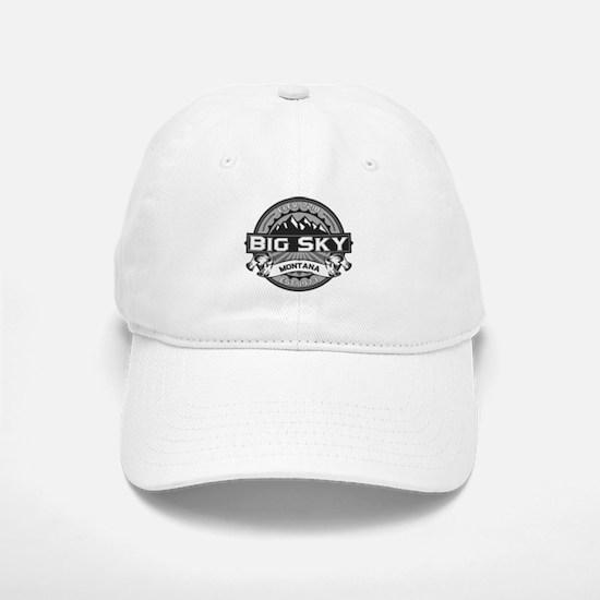 Big Sky Grey Baseball Baseball Cap