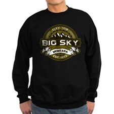 Big Sky Olive Sweatshirt