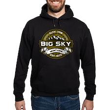 Big Sky Olive Hoodie