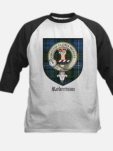 Robertson Clan Crest Tartan Tee