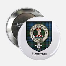 "Robertson Clan Crest Tartan 2.25"" Button (10 pack)"