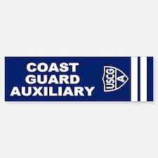 USCGA Flotilla Commander<BR> Bumpersticker