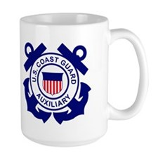USCGA Flotilla Commander<BR> 15 Ounce Mug
