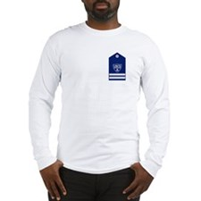 USCGA Flotilla Commander<BR> Long Sleeved T-Shirt