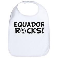 Ecuador Rocks! Bib