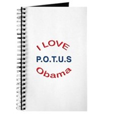 Love POTUS Obama Journal