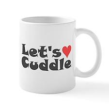Let's Cuddle Mug