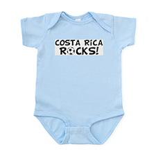 Costa Rica Rocks! Infant Creeper