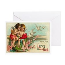 Love's Greeting Greeting Card