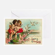 Love's Greeting Greeting Card