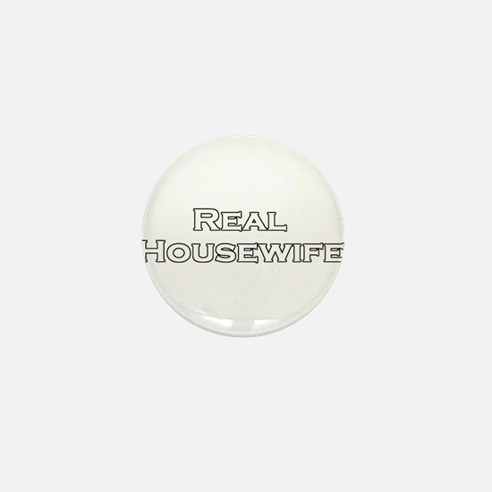 Real Housewife Mini Button