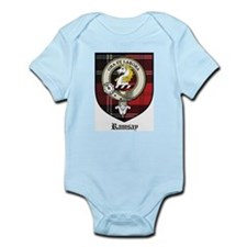 Ramsay Clan Crest Tartan Infant Creeper