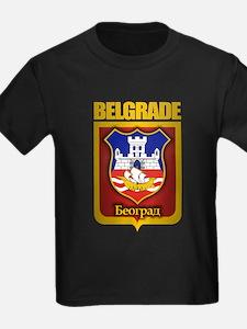 """""""Belgrade Gold"""" T"""