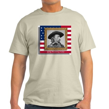 George Armstrong Custer Light T-Shirt