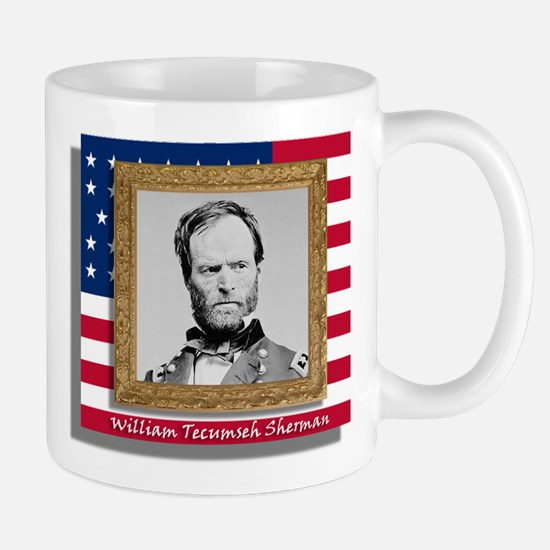 William Tecumseh Sherman Mug