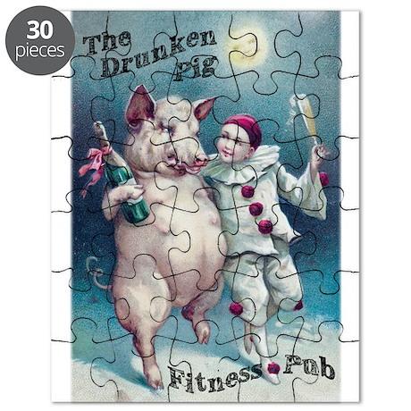 Drunken Pig 2.0 Puzzle