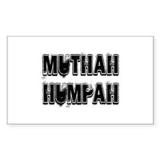 Muthah Decal