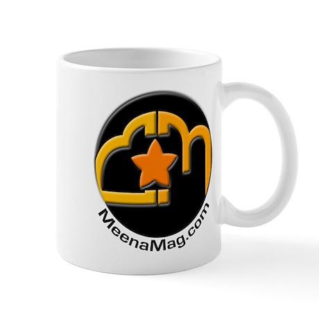 Meena Magazine Mug