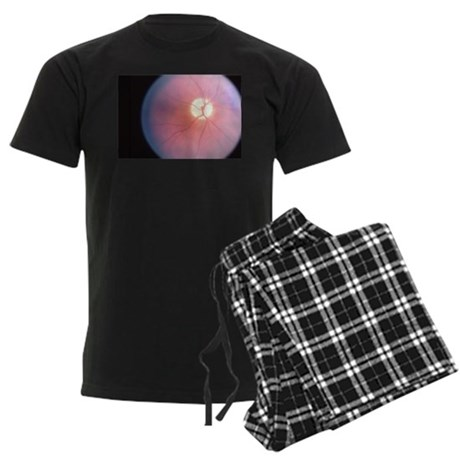 Men's Dark Pajamas Optic Nerve