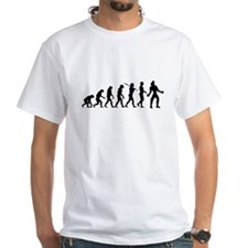 Evolution of Man - Werewolf Shirt