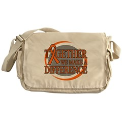 Kidney Cancer Support 2 Messenger Bag