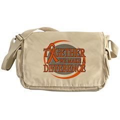 Kidney Cancer Support 2 Messenger Bag