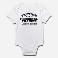 Future Personal Trainer Infant Bodysuit