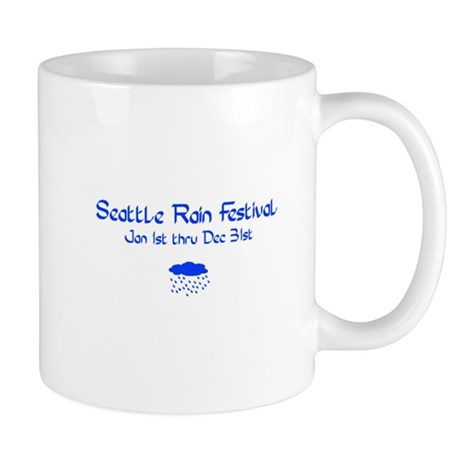 Seattle Rain Mug