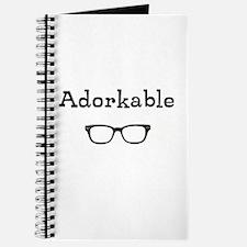 Adorkable - Glasses Journal