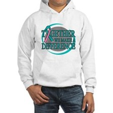 Hereditary Breast Cancer Support Hoodie