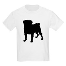 Pug Silhouette T-Shirt
