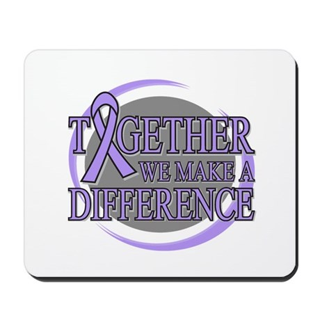 General Cancer Support Mousepad