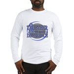 Esophageal Cancer Support Long Sleeve T-Shirt