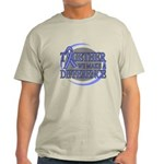 Esophageal Cancer Support Light T-Shirt