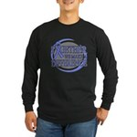 Esophageal Cancer Support Long Sleeve Dark T-Shirt