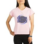 Esophageal Cancer Support Performance Dry T-Shirt