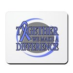 Esophageal Cancer Support Mousepad
