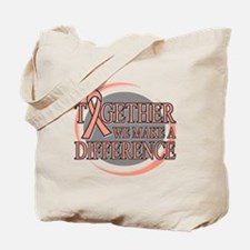 Endometrial Cancer Support Tote Bag