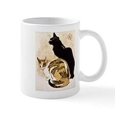 2 Cats Mug
