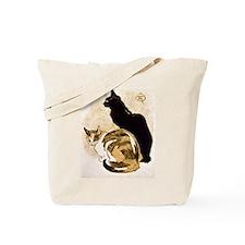 2 Cats Tote Bag