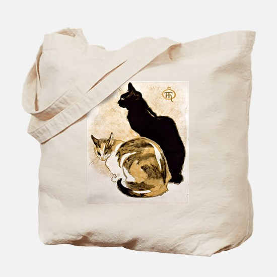 2 Cats Tote Bag
