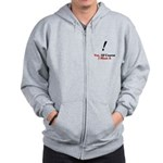 Yes, Of Course I Mean It! Zip Hoodie