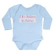 Funny Mystical Long Sleeve Infant Bodysuit