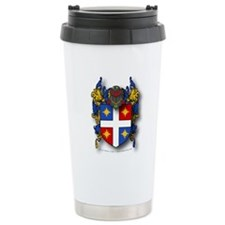 Geoffrey's Stainless Steel Travel Mug