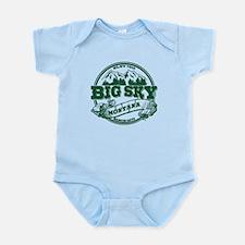 Big Sky Old Circle Infant Bodysuit